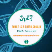 What is a Third Cousin DNA Match?