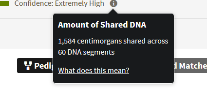 how many dna segments do siblings share who are you made of