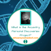 What is the Ancestry Personal Discoveries Project?