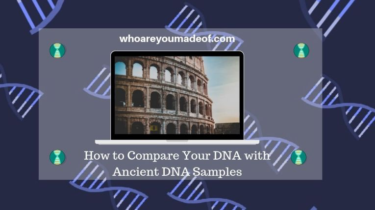 How to Compare Your DNA with Ancient DNA Samples