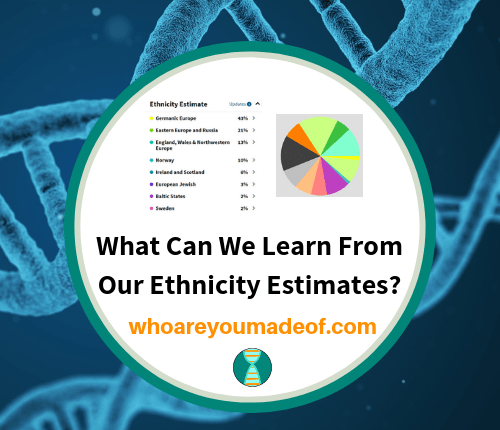 What Can We Learn From Our Ethnicity Estimates_