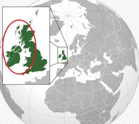 Map Of Ireland And Scotland.What Is The Ireland And Scotland Dna Ethnicity On Ancestry Who