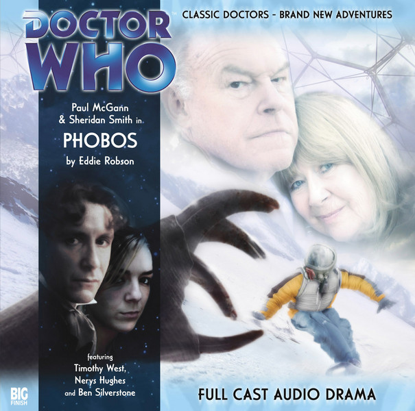 Doctor Who audiobook Phobos