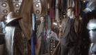 The clothes make the man. Tennant just nailed his look.