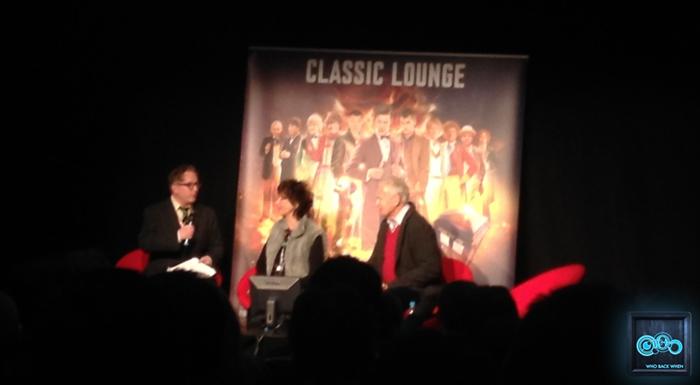 Carole Ann Ford William Russell Doctor Who WhoBackWhen