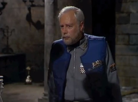 clifford rose as rorvik in the tom baker serial warriors gate on doctor who
