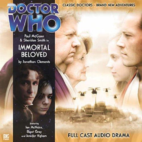 Doctor Who Big Finish audiobook Immortal Beloved