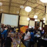 Panoramic view of OxCon 2016 Oxford Comic Con