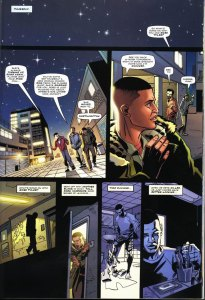 Doctor Who comic strip The Lodger by Gareth Roberts, page 1