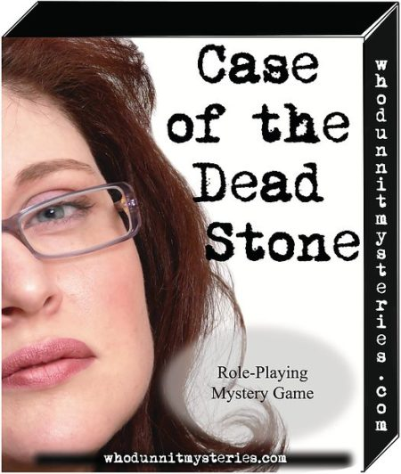 A classic Murder Mystery Party game