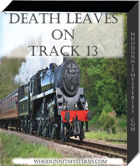 Spies on a Train Game set in Europe in the 1930's