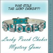 A bold jewelry heist Theft Murder Mystery Game