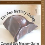 spy games set in Revolutionary war