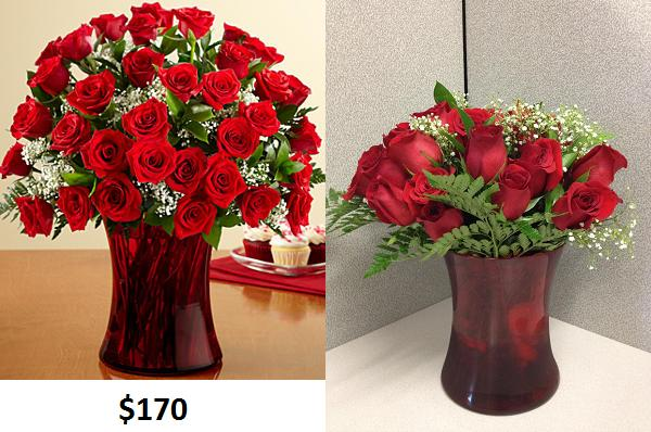 """""""ProFlowers.com"""", A waste of $170."""