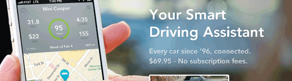 Automatic: The GPS/tracking app for your car that should get lost.