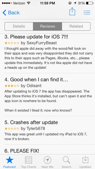 Apple Makes Bad Things: iOS iBooks