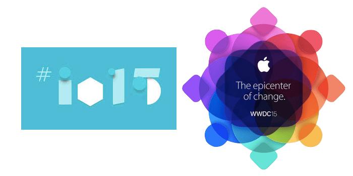 Google.IO.Apple.WWDC