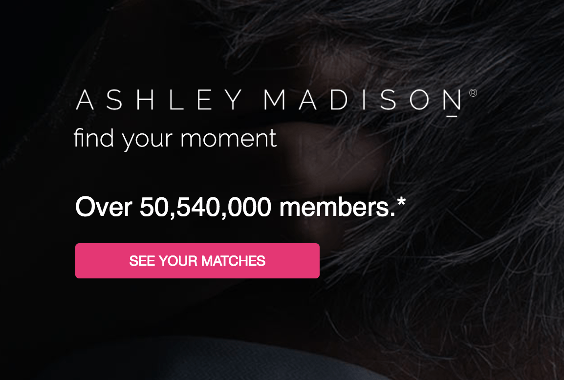 Disgraced Cheating Site Ashley Madison Claims It Has Millions of Users That Totally Aren't Bots This Time