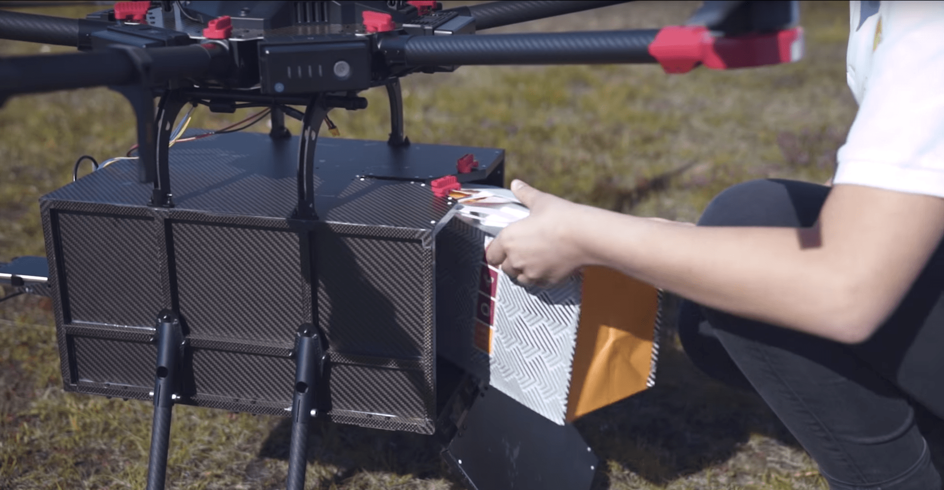 FlyTrex wants you to get really close to those blades