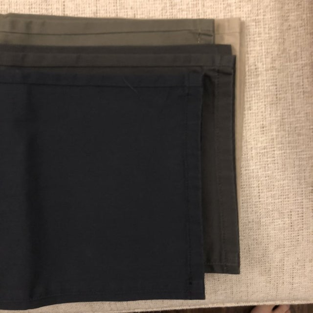 Ordered 4 Pairs of Bonobos Chinos In the Same Size Recently …