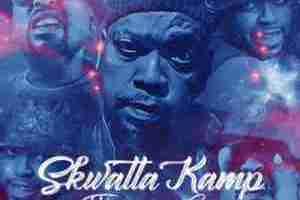 Lyrics + Instrumental : Skwatta Kamp - There You Go