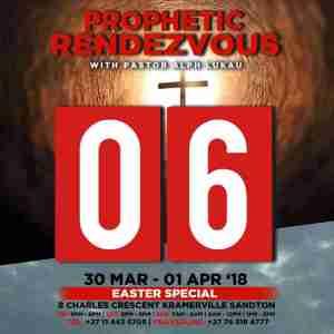 Join : Pastor Alph Lukau , Prophetic Rendezvous - Easter 2018