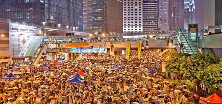 不能認命的反抗-對台灣太陽花及香港雨傘兩場抗爭失敗的省思