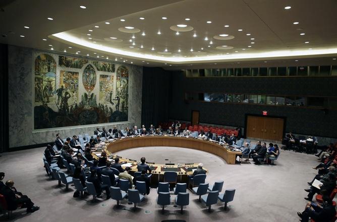 聯合國安理會議事廳