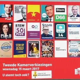解讀2017年荷蘭國會大選1:向右傾斜,但極右勢力成長不如預期