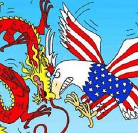 美國與中國競爭之下,台灣的外交選擇