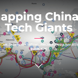 我們與中國科技監控的距離——淺談中國的數位威權輸出