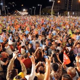 台灣政治是怎麼兩極化的?