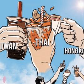 「奶茶聯盟」真的存在嗎?七天四萬篇,是誰在推特挺台灣 #TweetforTaiwan?