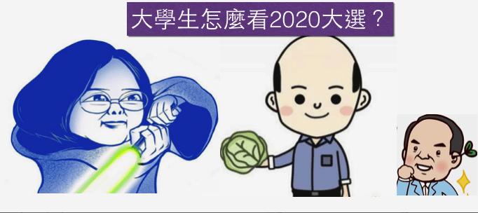 校園中的2020年大選