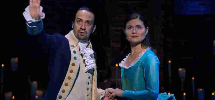 百老匯歌舞劇很(不)政治:Hamilton: An American Musical的歌舞與政治
