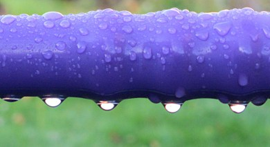 droplets: keep them on the handle