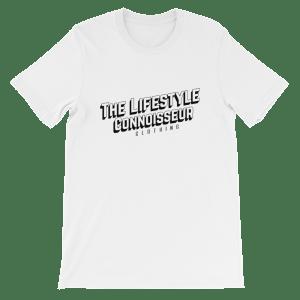 The Lifestyle Connoisseur Short-Sleeve Unisex T-Shirt