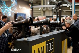Nikons range of telephoto lenses