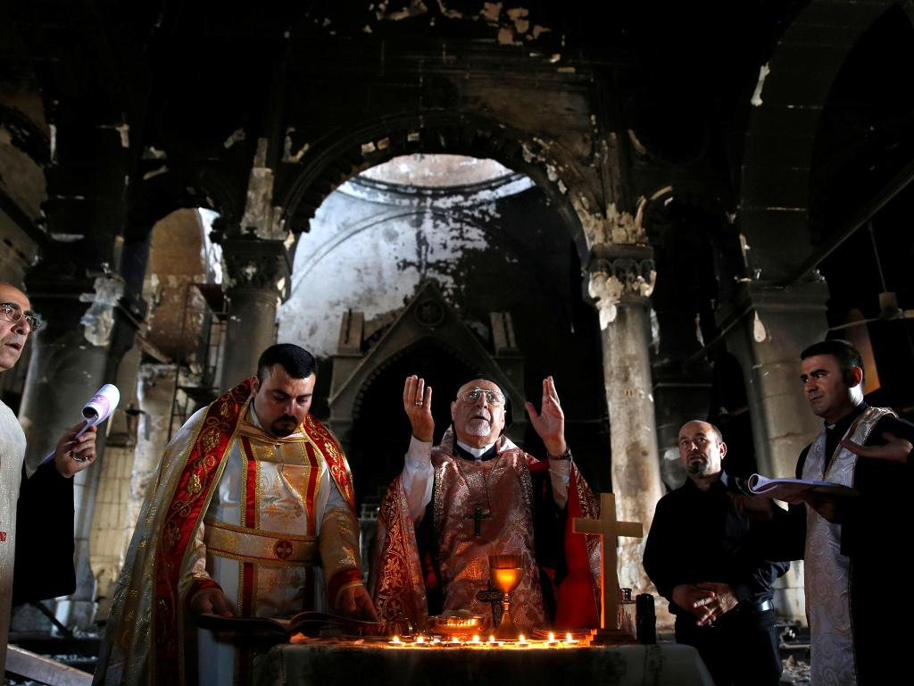 The persecution and resilience of the Christians of Iraq