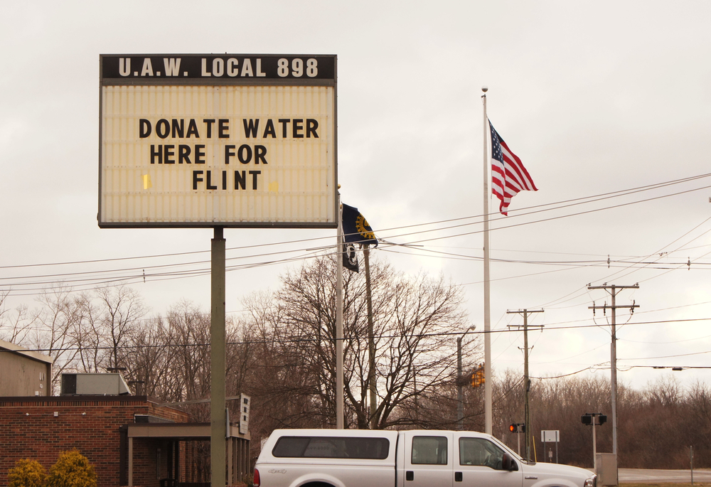 Our Michigan Reps are raising funds for the ongoing Flint Water Crisis