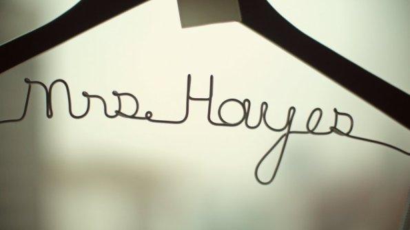 Mrs Hayes