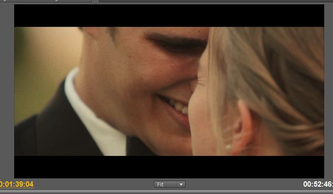Premiere Pro :: 2:35:1 :: Cinemascope/Anamorphic Crop