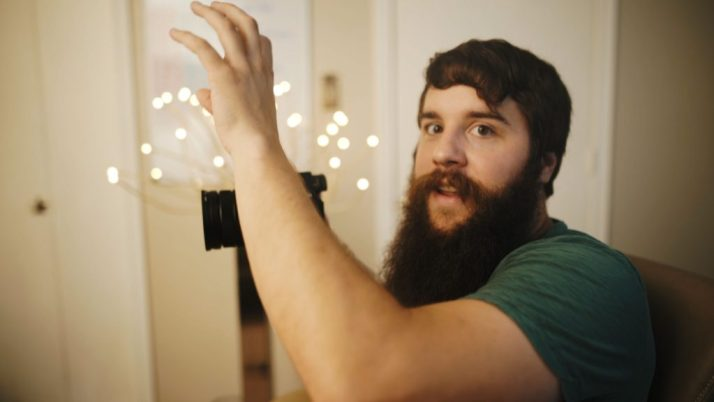 Going to go grow my beard, edit videos, and hibernate for the winter...