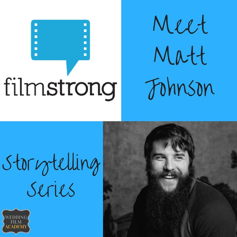 Wedding Film School.My Wedding Film Academy Podcast Interview Who Is Matt Matt