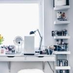 Meine Neue Schminkecke Inklusive Praktischer Kosmetikaufbewahrung Life Und Style Blog Aus Osterreich