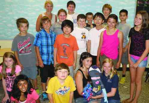 Goulbourn Middle School - Ottawa-Carleton District School Board - Who Is Nobody?