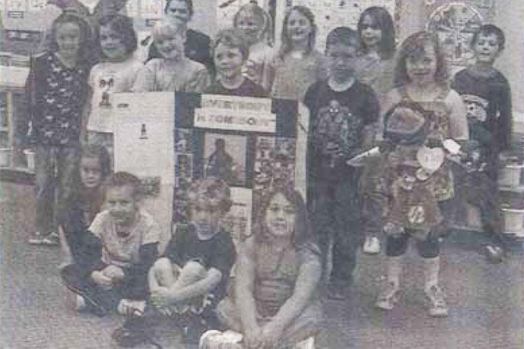 Meadow View Public School - Upper Canada District School Board - Who Is NOBODY?