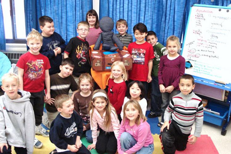 Greendale Public School - Who Is NOBODY? - District School Board Of Niagara