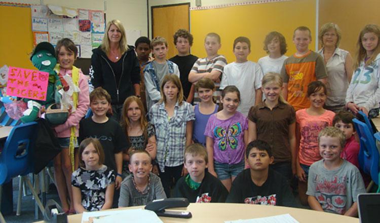 Orono Public School - Kawartha Pine Ridge District School Board - Who Is NOBODY?
