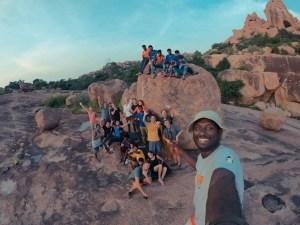 epic-selfie-prana-team-hampi
